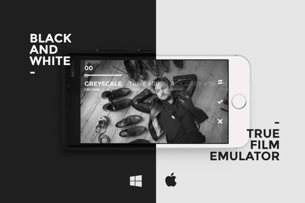 BLACK - The Photography App