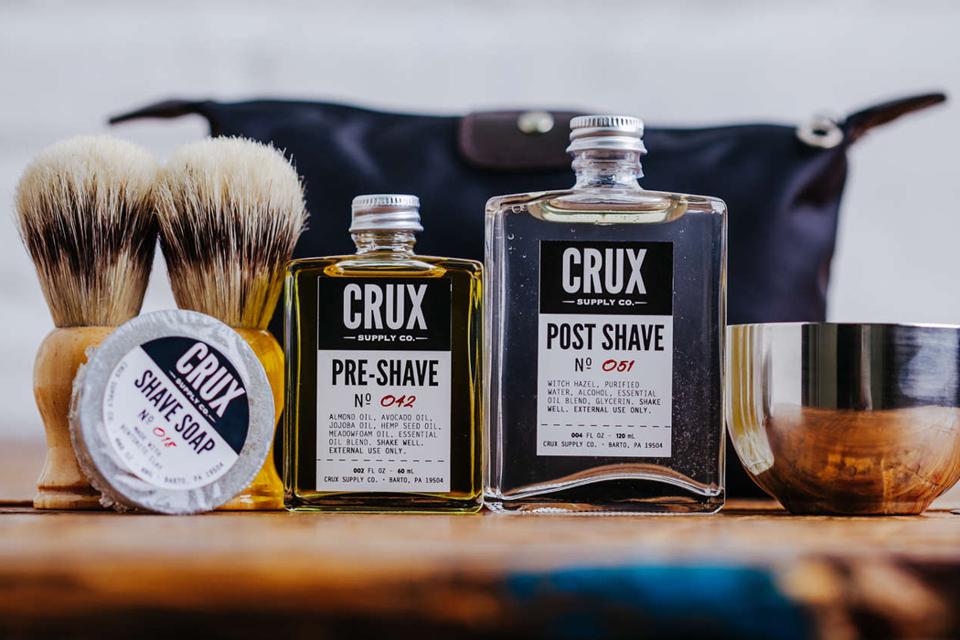 Take care with CRUX Supply Co.