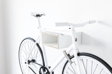 Bicycle Furniture from Mikili