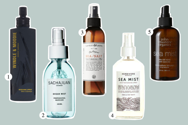 Top Five: Sea Mist