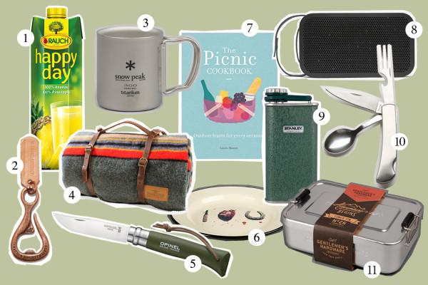 Best Of: Picnic Essentials