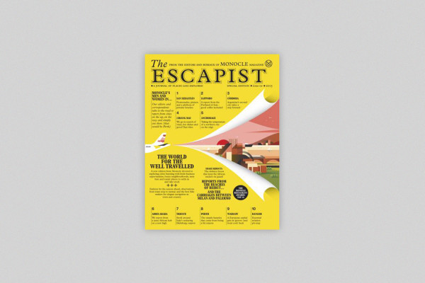 The Escapist from Monocle Magazine