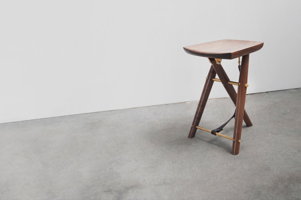 The Langhorne Stool by Revisit
