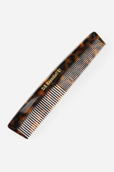 Large Tortoiseshell Acetate Comb from D.R. Harris