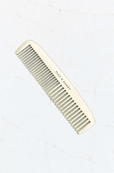 Fine & Dandy Brass Comb from Izola