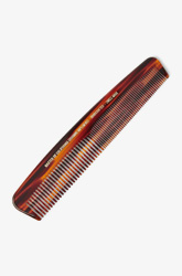 Large Tortoiseshell Acetate Comb from Baxter of California