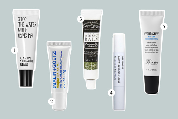 Top Five: Lip Balm