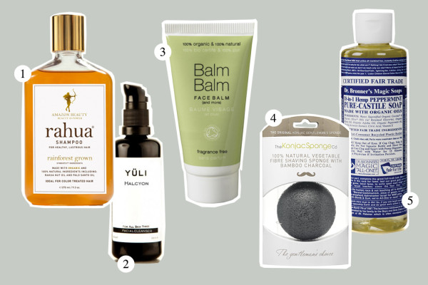 Top Five: Natural Care
