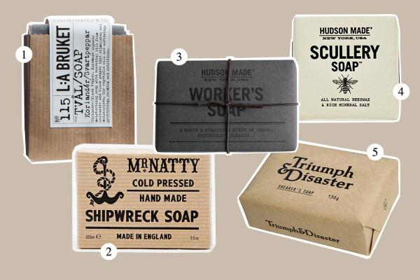 Top Five: Soap Bar