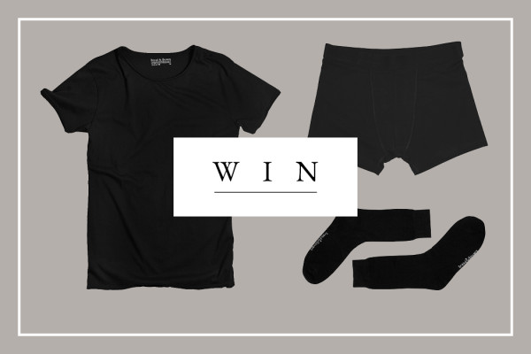 Win: Bread & Boxers Set