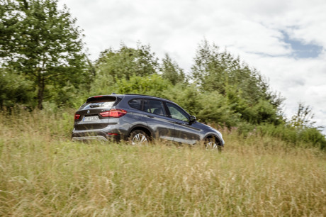Exclusive Test Drive of the BMW X1