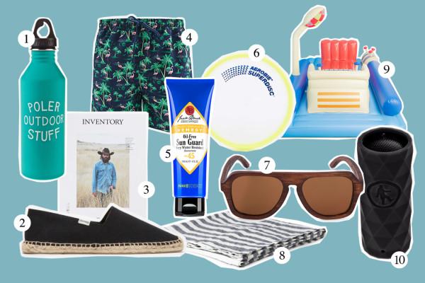 Best Of: Beach Essentials