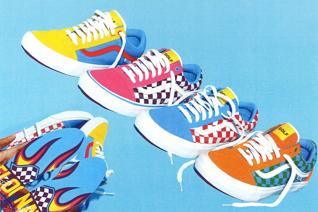 6adfc6f1e71ad8 Golf Wang x Vans 2015 Old Skool CollectionDAAN