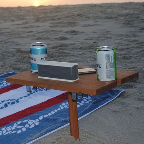 Beach furniture by SandStand