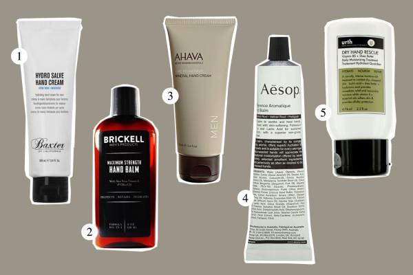 Top Five: Hand Cream