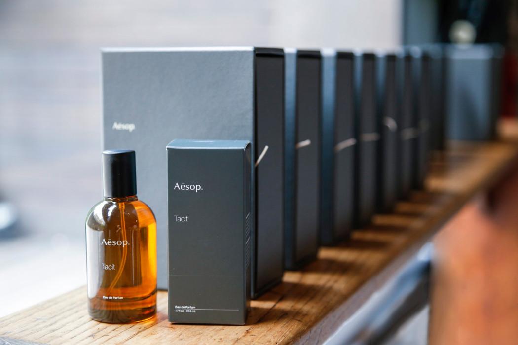 """Aesop's """"Tacit"""" Eau de Parfum"""