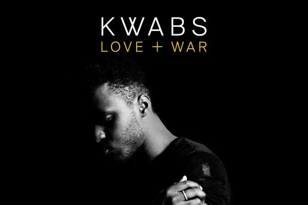 Album: Love + War by Kwabs