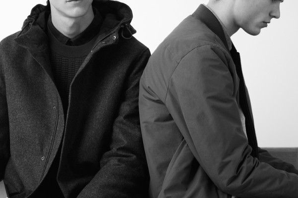 COS Fall/Winter 2015 Menswear Lookbook