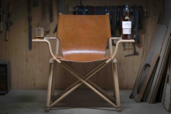 The Glenlivet Whiskey Chair