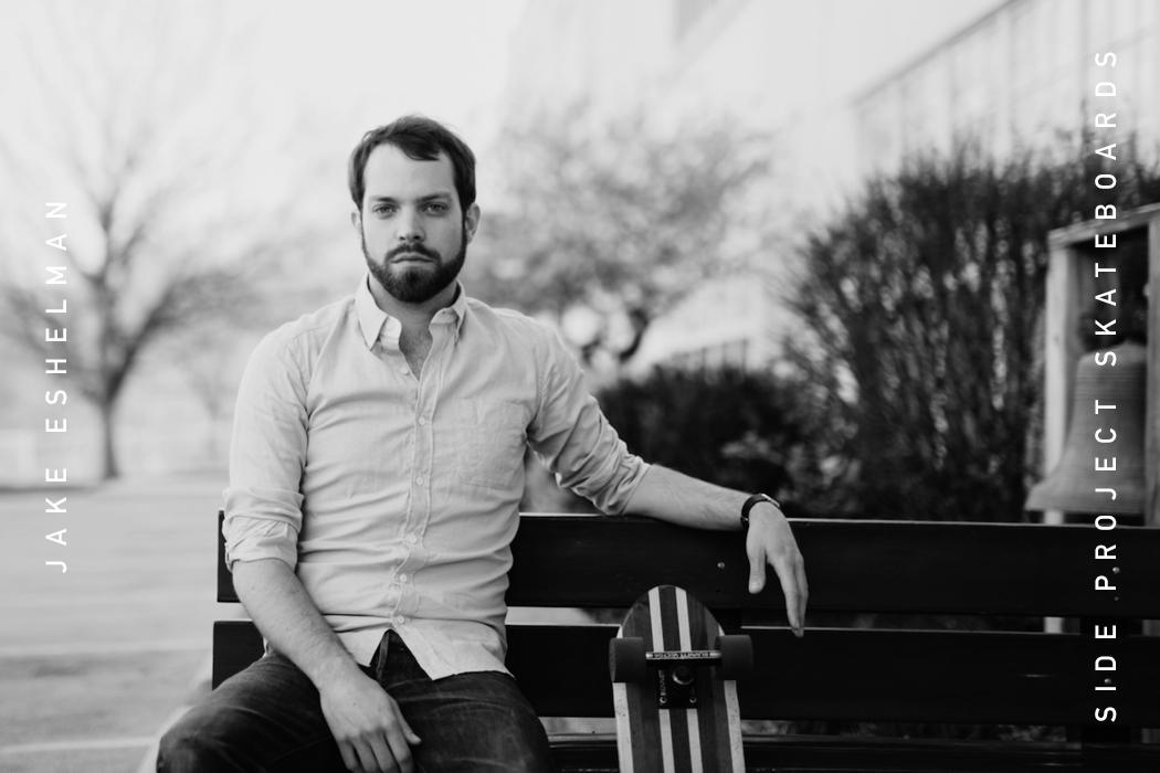 Interview: Jake Eshelman from Side Project Skateboards