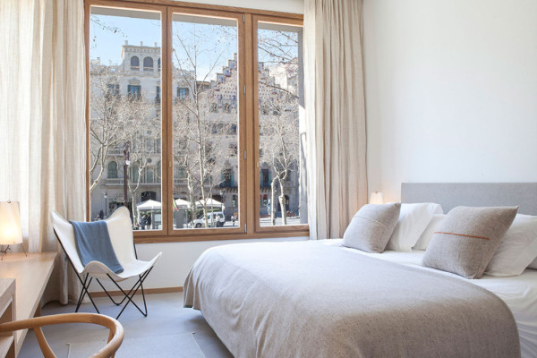 Margot House Hotel in Barcelona