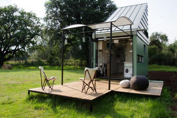 The Nano Home Pod Idladla