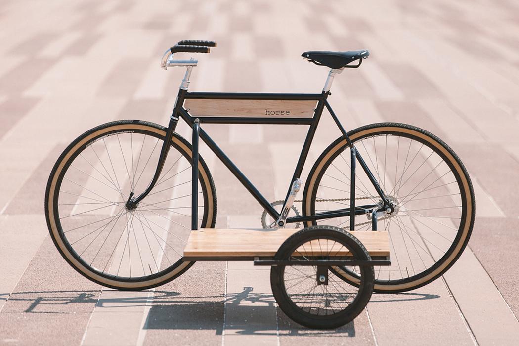 Side Car Bicycledaan