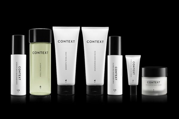 Unisex Skincare from CONTEXT