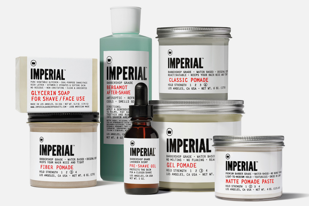 Take Care with Imperial Barber