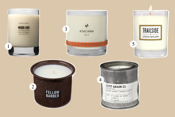 Top Five: Candle