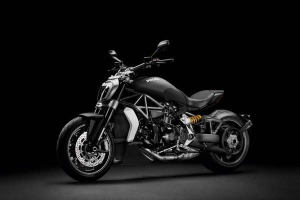 Ducati XDiavel DVT