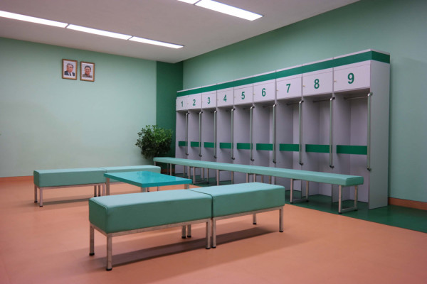 North Korean Interiors