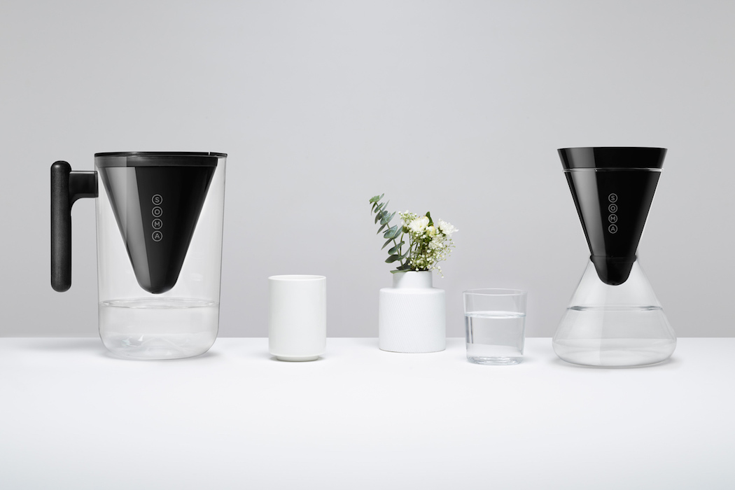 Black Collection By Soma Water