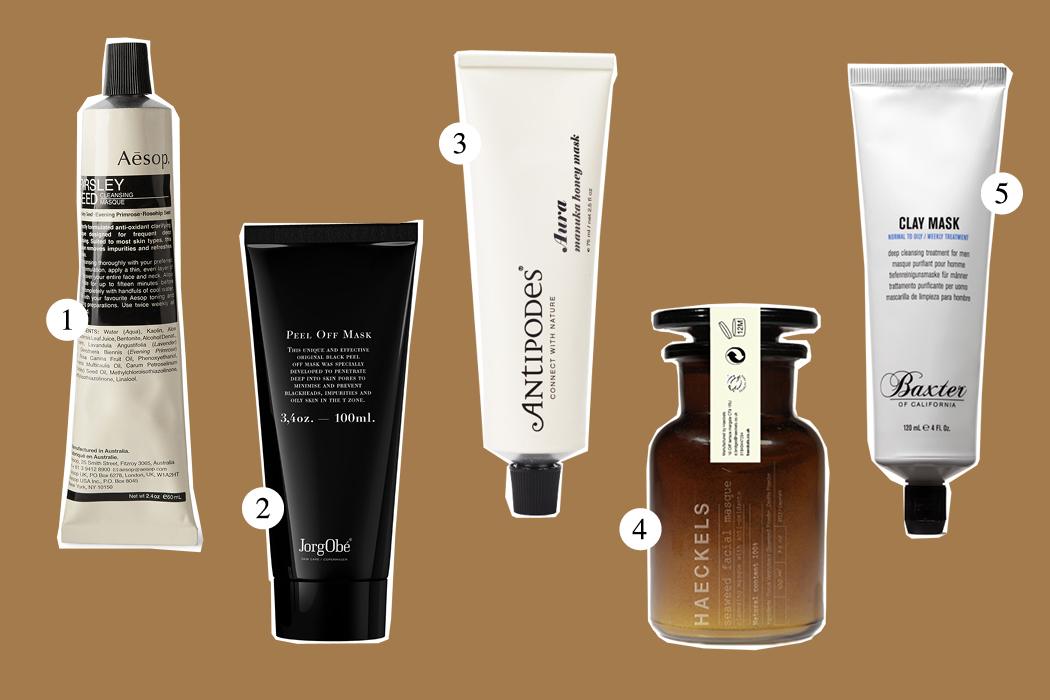 Top Five: Face Mask