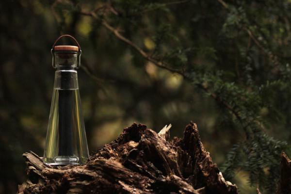 BU Water Bottle