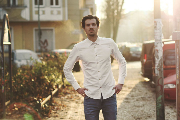 Ethical shirt from VIRTŪ