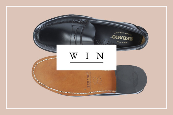 WIN: Sebago Penny Loafer