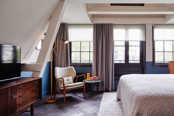 The Hoxton Hotel in Amsterdam