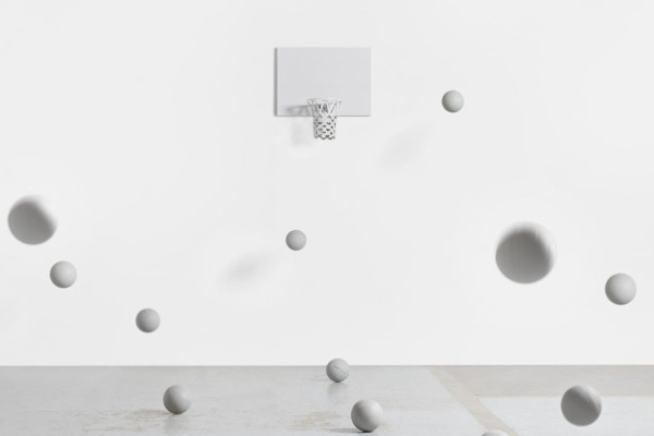 Indoor Mini Basketball Kit