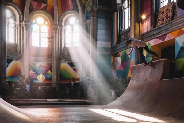 Kaos Temple Skate Park