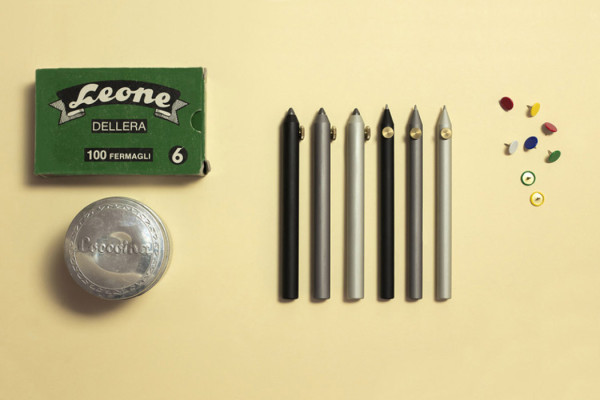 Neri Pens by Internoitaliano