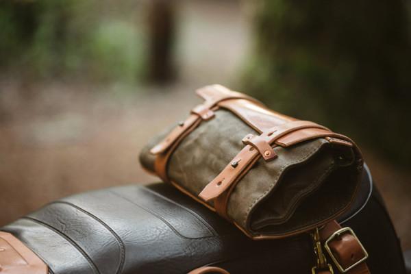 Pack Animal Saddlebags and Tool Rolls