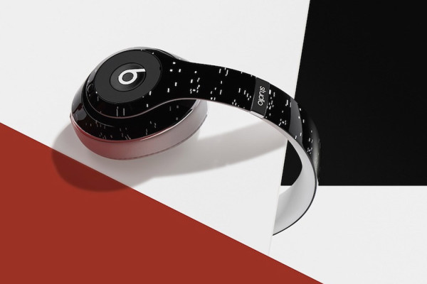 The Pigalle x Beats by Dre Wireless Headphones