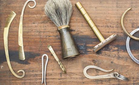 Handmade Accessories from Studebaker Metals