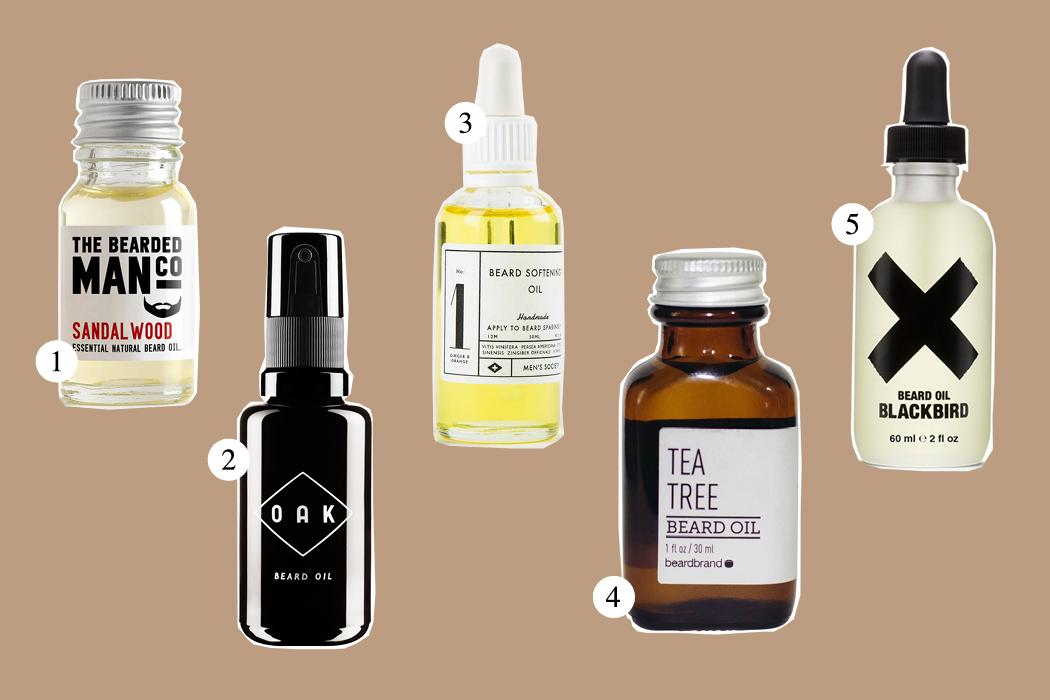 Top Five: Beard Oil