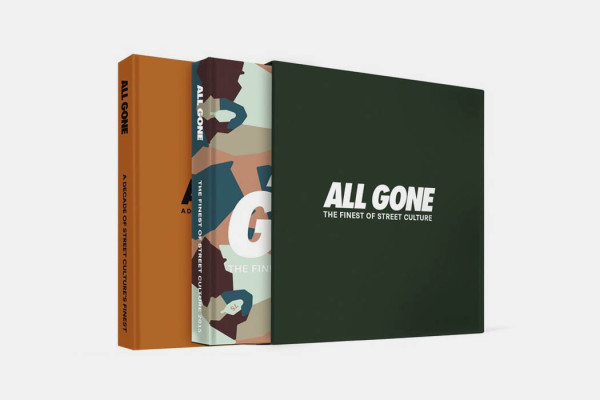All Gone Collector's Box