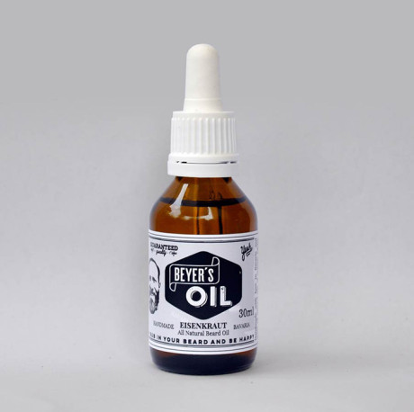 Take care with Beyer's Oil