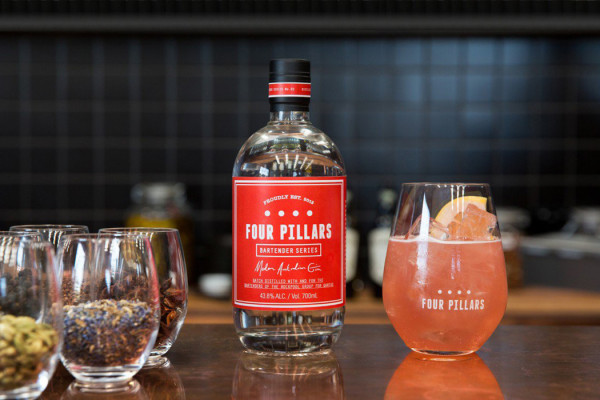 Four Pillars Modern Australian Gin