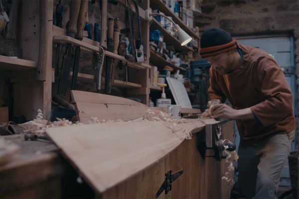From Timber To Tide Short Film