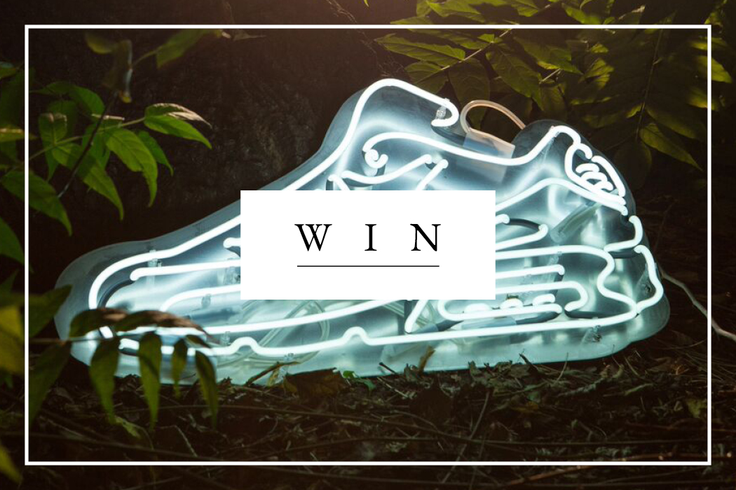 Win: Neon Sign Air Max from sygns